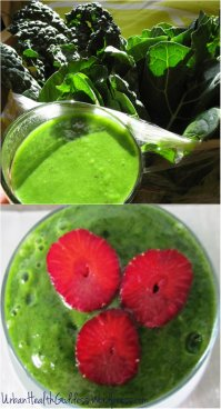 Green Smoothies will help you get to & maintain your ideal weight!