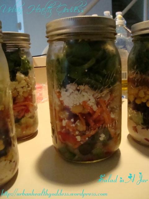 salad in a jar 2