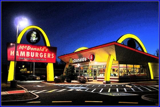 fast food-mcdonald's