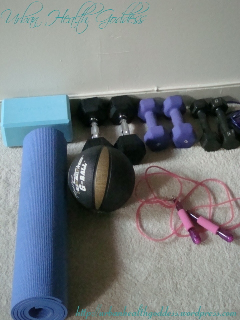 Workout Equipment 2